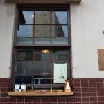 築90年の建物をリノベしたシェアオフィスの片隅にある小さなコーヒースタンド「二坪喫茶 アベコーヒー」