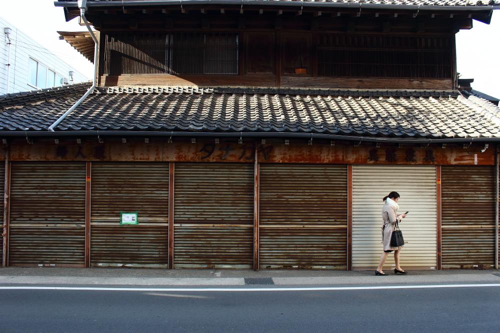 ぶらり地元をフォト散歩。江戸・明治の名残りもある静かな道、大山街道