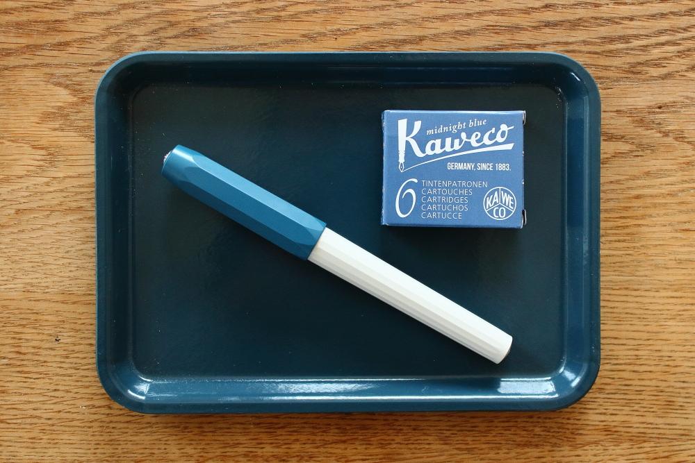 クラシックで、ミニマルなデザインに一目惚れしてしまった万年筆「KAWECO PERKEO」
