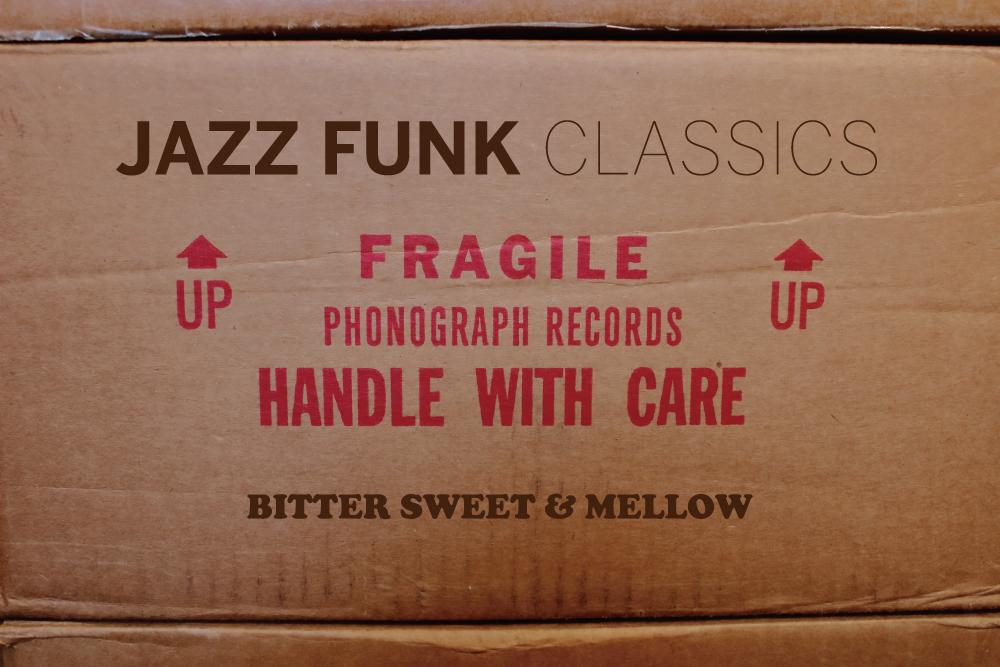 いつまでも廃れることのないメロウなジャズファンク・クラシックス15曲。BITTER SWEET & MELLOW : Jazz Funk Classics【プレイリスト】