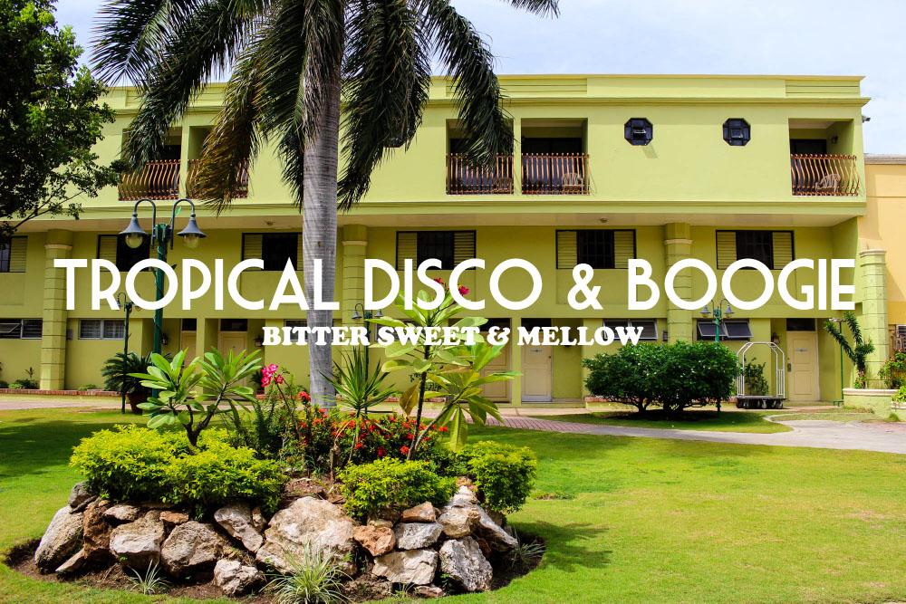 トロピカルでメロウなディスコ&ブギー15曲。BITTER SWEET & MELLOW : Tropical Disco & Boogie【プレイリスト】