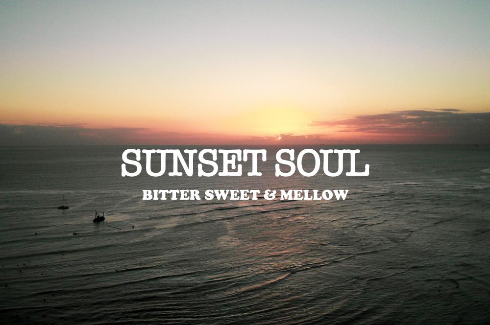 夕暮れ〜サンセットタイムに聴きたくなるメロウなソウルミュージック15曲。BITTER SWEET & MELLOW : Sunset Soul【プレイリスト】